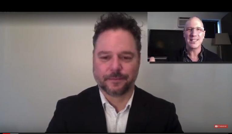 Entrevue Daniel Genest et Perry Mandanici
